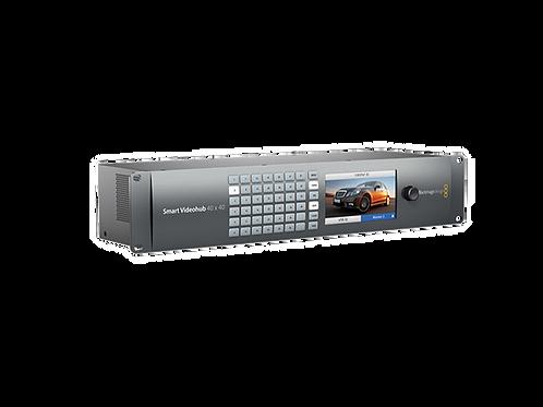 BMD Smart Videohub 40x40 6G-SDI Router