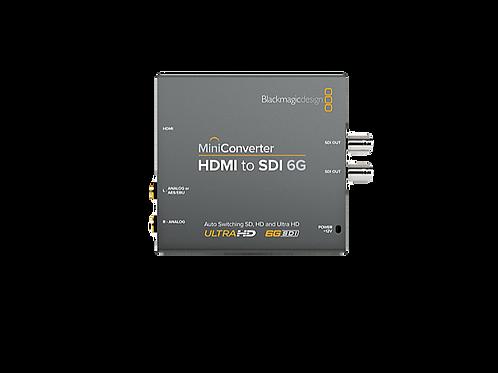 BMD - 6G HDMI - SDI