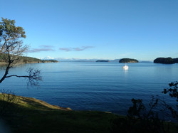 X-Mas at Sucia Islands