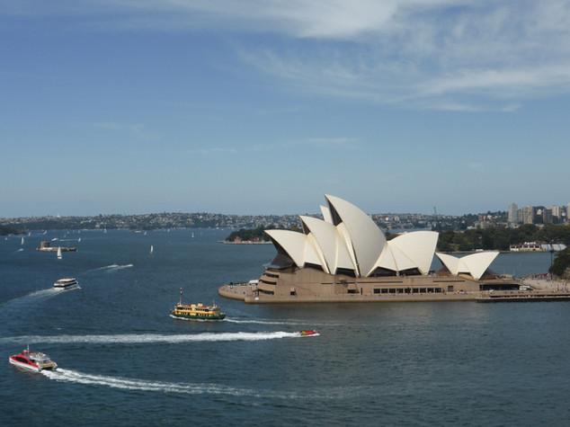 Australia, fin de la aventura