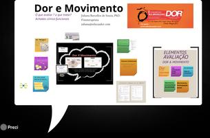 Dor & Movimento - II Congresso Sul Brasileiro de Dor. 2013