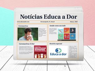 Notícias Educa a Dor - Edição 1, No1