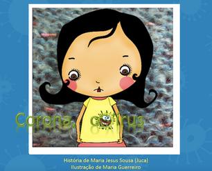 Quadrinhos para crianças sobre Coronavírus