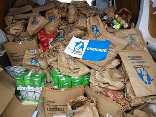 Bancos Alimentares apelam à solidariedade em nova campanha de recolha de alimentos que começa hoje