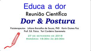 Reunião Científica: Dor & Postura