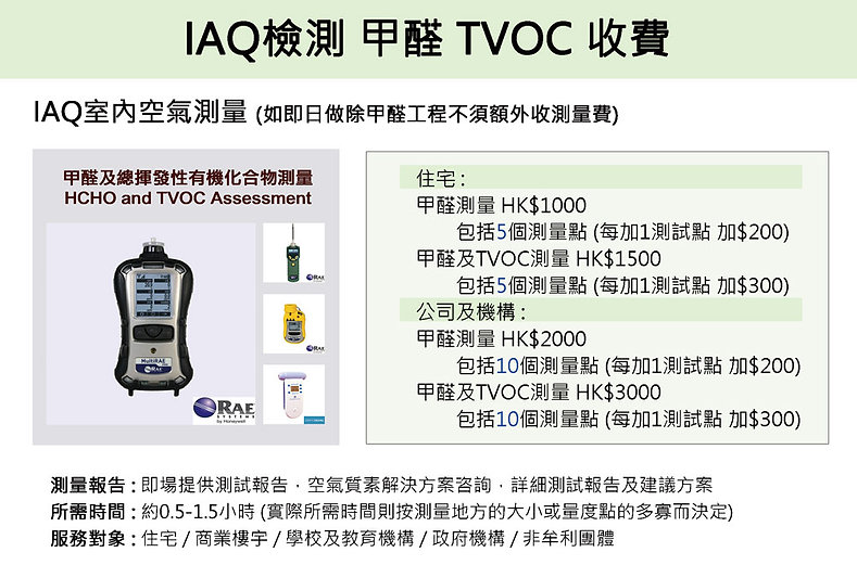 Envirosafe-price-IAQ-test-HCHO-andTVOC.j