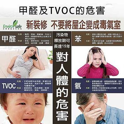 除甲醛,TVOC,危害健康,有毒,裝修