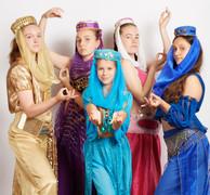 Regals Aladdin Jr - Royals Cast 48269 CR