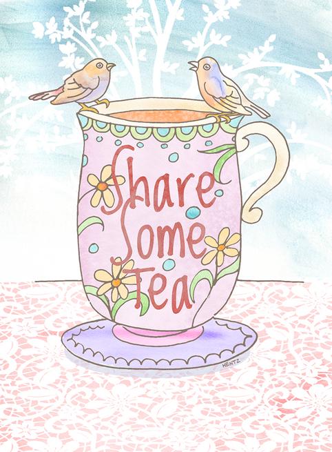 Share Some Tea