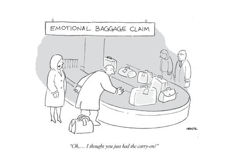 Emotional Baggage Claim