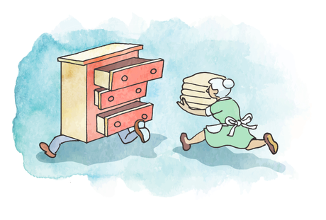 Chasing Dresser