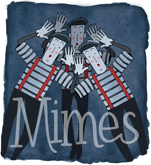 Mimes