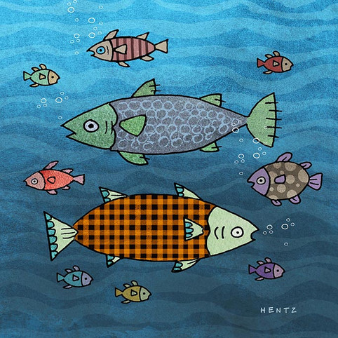Dapper Fish