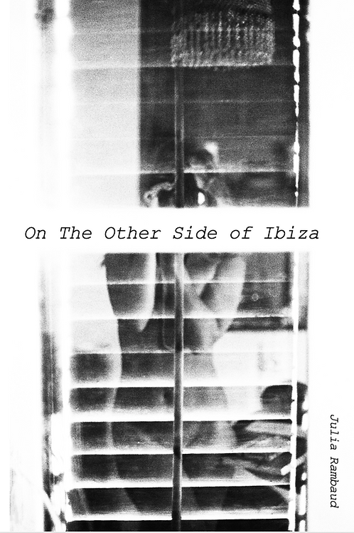 On The Other Side of Ibiza Book/ Guide