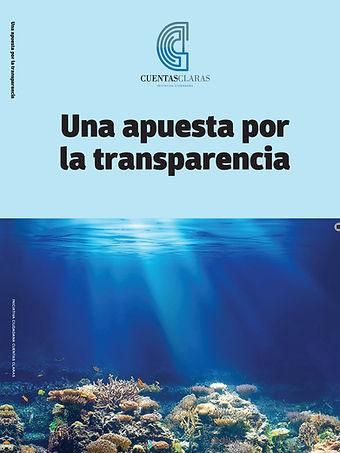 Portada Una apuesta por la transparencia