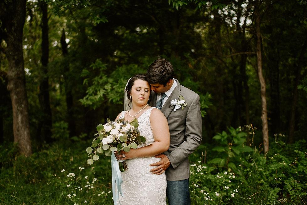 NWA Wedding Photographer