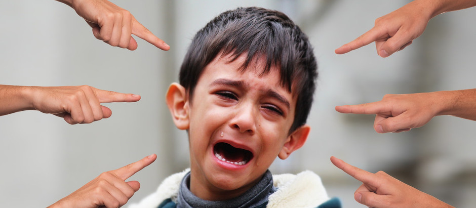 The Anxious Child and Bullying