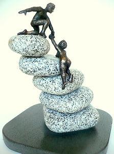 Ana Lazovsky Bronze Sculptures - stone&bronze