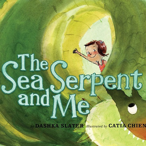 The Sea Serpent and Me - Signed and Personalized