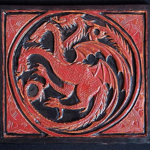 Brasão casa Targaryen