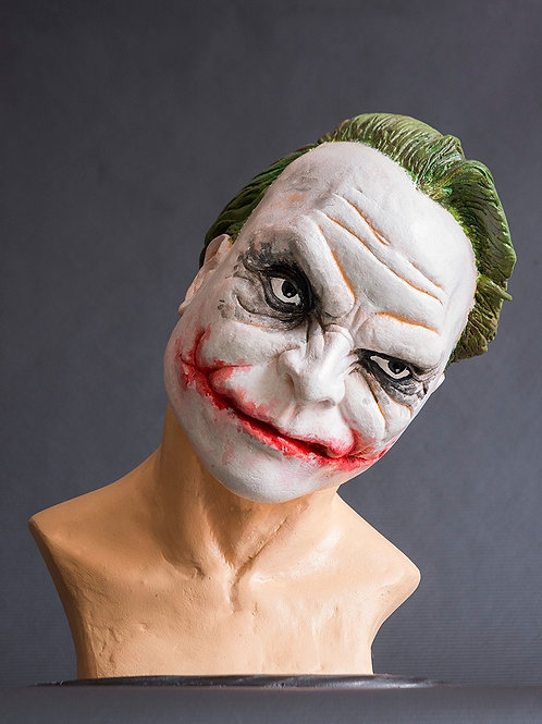 Escultura Joker