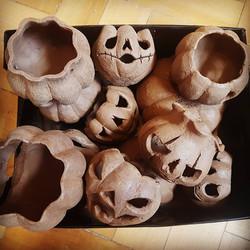 Abóboras Halloween
