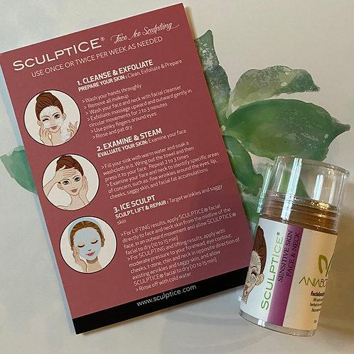 Sensitive Skin SculptICE Facial Stick