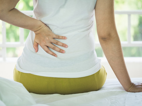 10 top tips for back pain