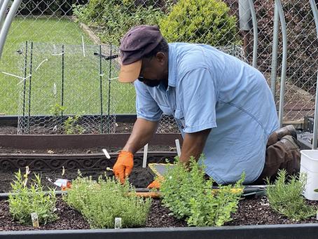 Remembering Gardener James A. Stockton