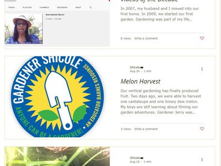 Gardener Shicole's Top Ten Blogs of the Decade
