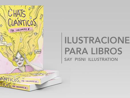 Ilustrando libros