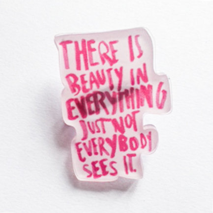 PIN Quote