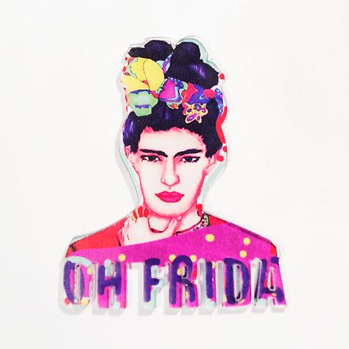 Pin Oh Frida