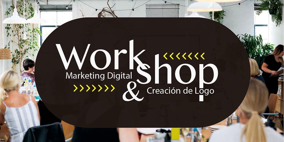 Workshop de Marketing Digital y Creación de Logo