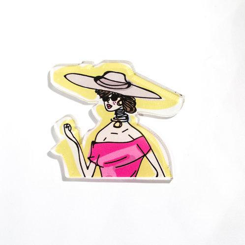 Pin Madame