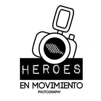 heroes en movimiento