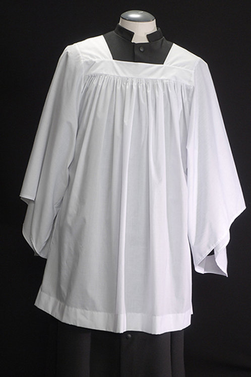 Choir Surplices With Square Neck