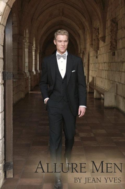Allure Formal Black Suit