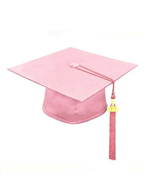 Pink Matte Cap