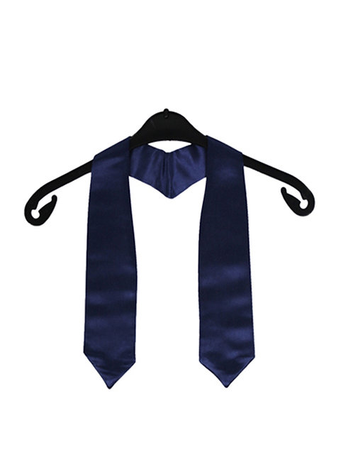 Navy Blue Children'S Stole