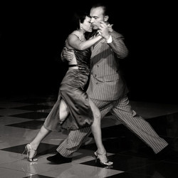 Alberto e Paola by Sergio Caselli