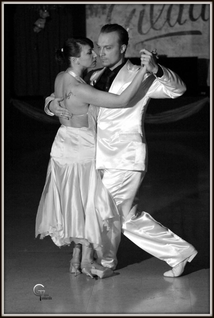 Alberto e Paola by Gianni Tumbarello