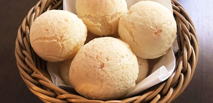 Pão de queijo (LEITE)