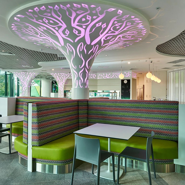 Perth Childrens Hospital - Little Lion Cafe