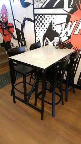 Custom Cafe Tables