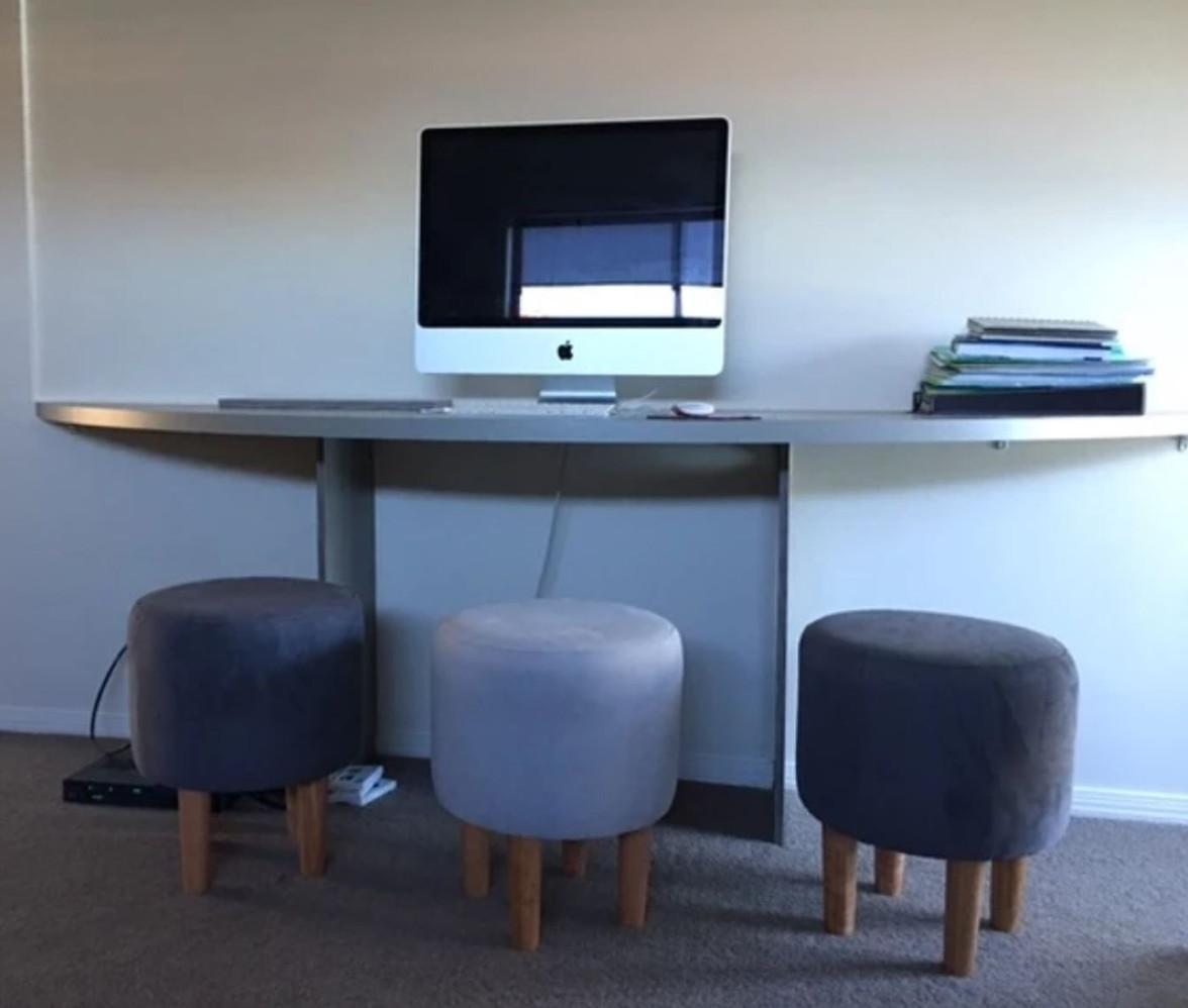 Custom order stools