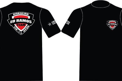 Black Branded T Shirt