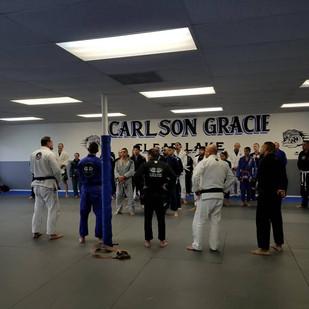 Calrlson Gracie Clear Lake Jiu Jitsu