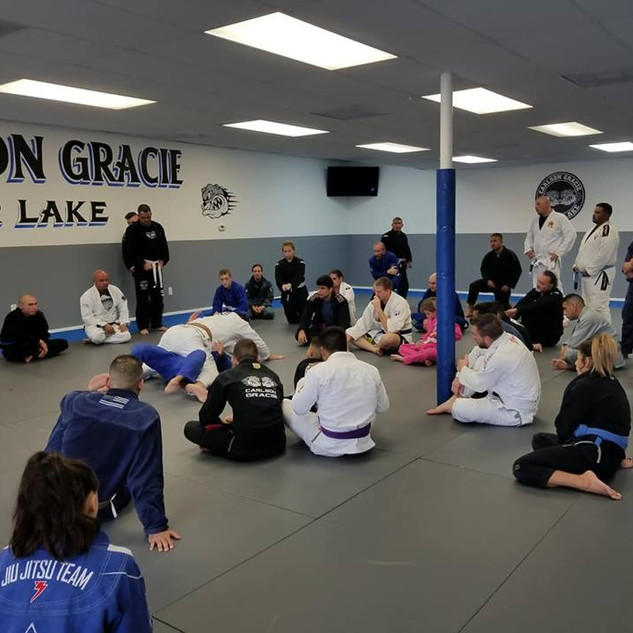 Calrlson Gracie Clear Lake Jiu Jitsu