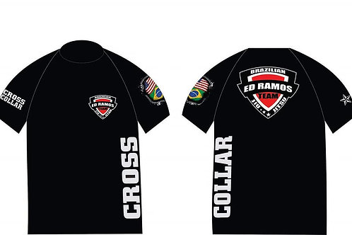 Branded Competition Rash Guard
